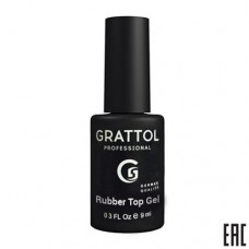 GRATTOL Rubber Top Gel (9мл)