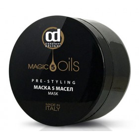 "Маска 5 Масел, 500мл ""5 Magic Oil"" CONSTANT DELIGHT NEW"